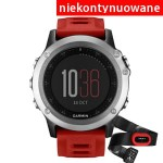 Garmin Fenix 3 Silver Performer Bundle [010-01338-16]