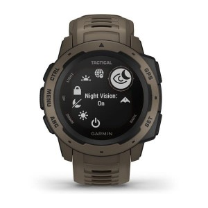 Garmin Instinct Tactical Edition Jasnobrązowy [010-02064-71]