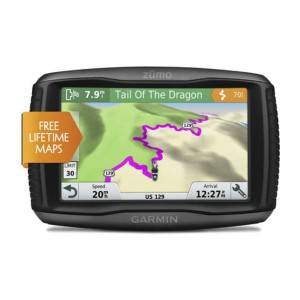 Garmin Zumo 595 LM  Travel Edition [010-01603-1W]
