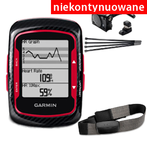 Garmin Edge 500 RED [010-00829-13, 020-00031-00]