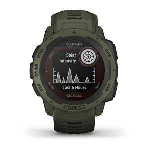 Garmin Instinct Solar Tactical Edition - mchowy [010-02293-04]