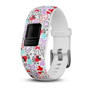 Opaska regulowana Minnie Mouse dla Garmin Vivofit Jr. 2 [010-12666-10]