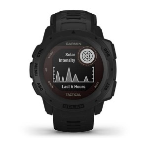 Garmin Instinct Solar Tactical Edition - czarny [010-02293-03]