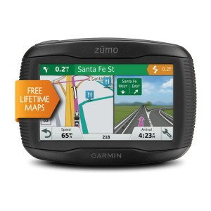 Garmin Zumo 395 LM Travel Edition [010-01602-1W]
